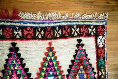 [SOLD] DON'T YOU DARE CLOSE YOUR EYES vintage berber moroccan rug