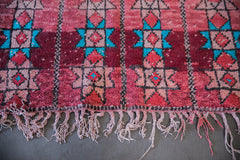 [SOLD] 28 DAZE LATER vintage marmoucha moroccan berber carpet
