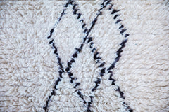[SOLD] MALFOY vintage beni ourain moroccan berber carpet