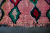 [SOLD] A LITTLE MAKEBELIEVE vintage boujaad berber moroccan rug