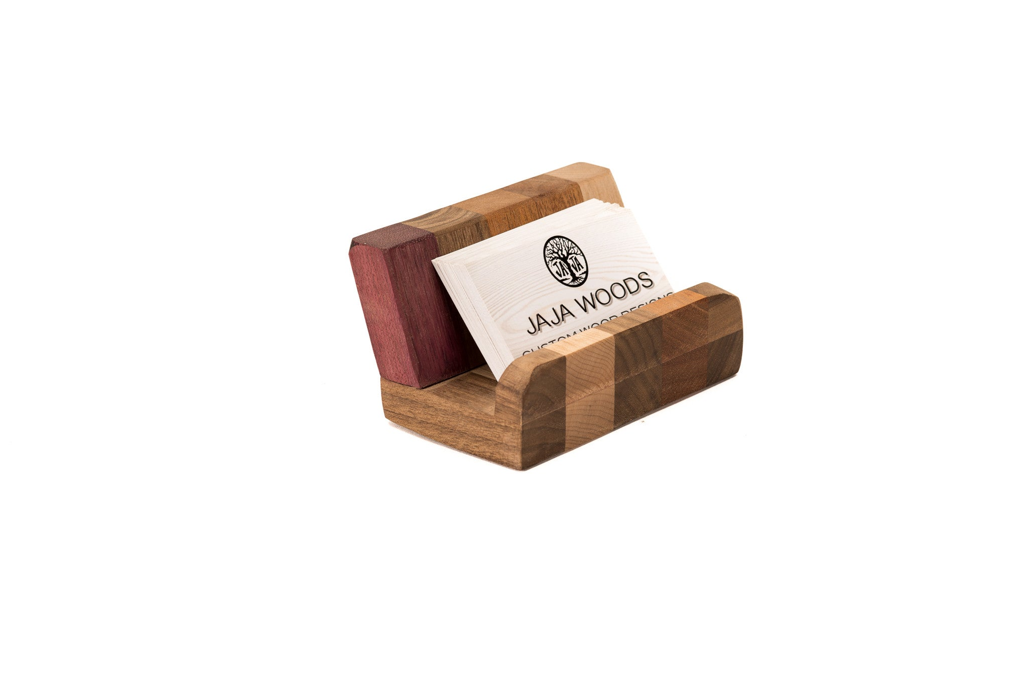 Business card holder multiple colors jaja boards business card holder multiple colors reheart Image collections