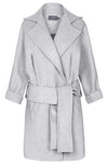 THE COAT - LIGHT GREY-Jacket-Watson X Watson-Watson X Watson