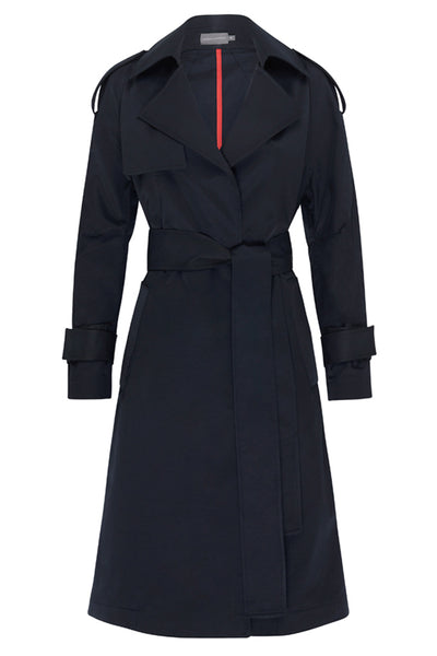 THE TRENCH - NAVY-Jacket-Watson X Watson-Watson X Watson
