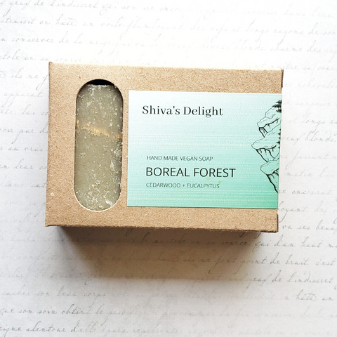 Boreal Forest Soap