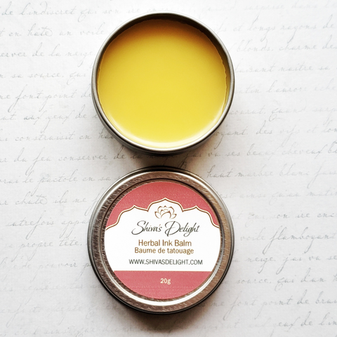 Tattoo Balm (Herbal Ink Balm)