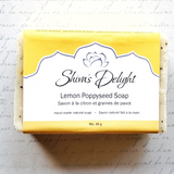 Lemon Poppyseed Soap Bar