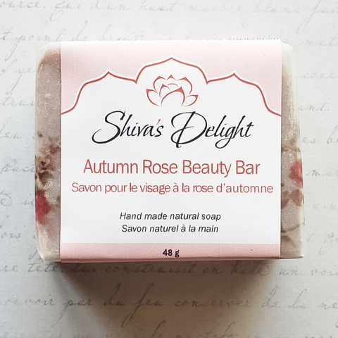Autumn Rose Beauty Bar