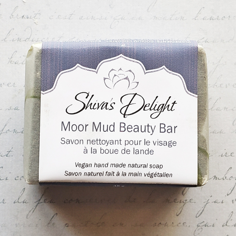 Moor Mud Beauty Bar for the Face