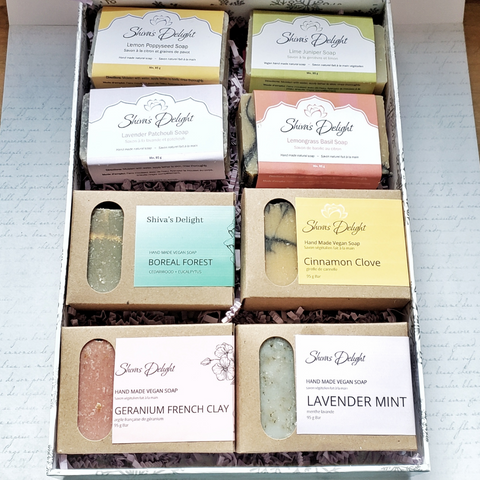 Deluxe Soap Gift Set