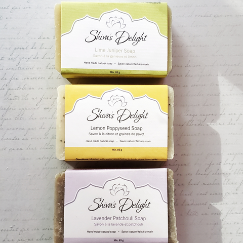 Luxury Soap Set