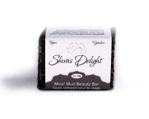 Shiva's Delight Moor Mud Beauty Bar for the Face