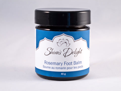 Shiva's Delight Rosemary Foot Balm