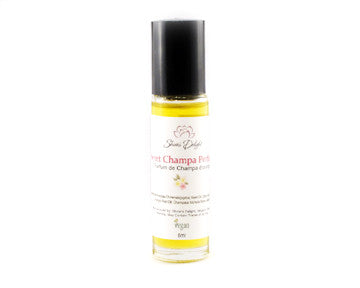 Shiva's Delight Sweet Champa Natural Perfume