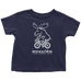 Toddler Moose T-Shirt (white ink)
