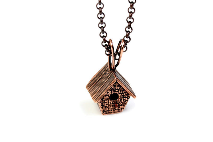 Birdhouse Copper