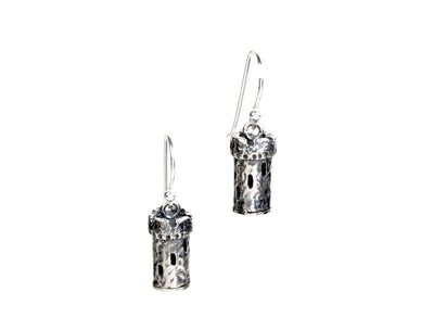 Castle Tower Earrings