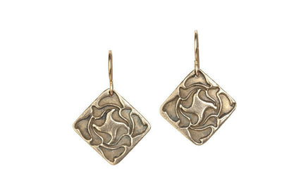 Essence Bronze Earrings