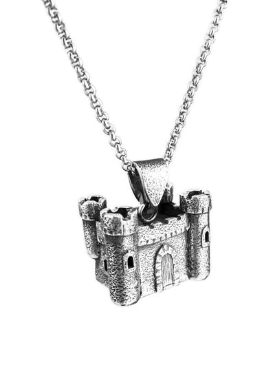 Castle Four Tower Pendant