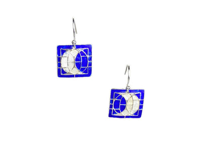 Lunar Cycle Earrings