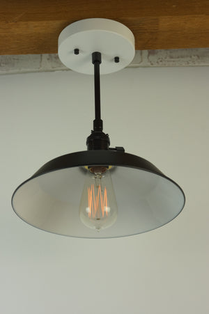 Morgan Single-Shade Pendant