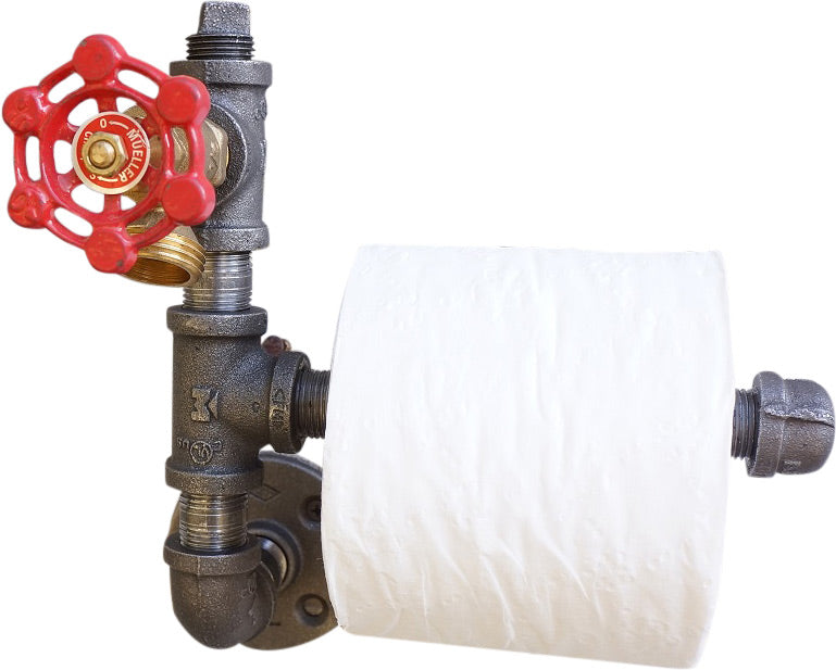 Lasso Single Roll Toilet Paper Holder