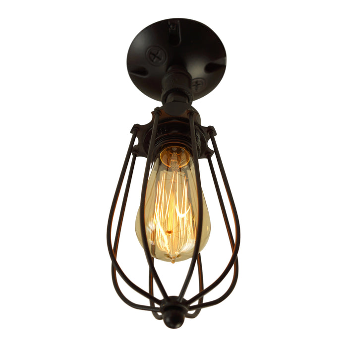 Franklin Single Bulb Pendant Light