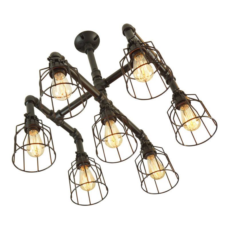 Stoney Creek 7-Light Chandelier