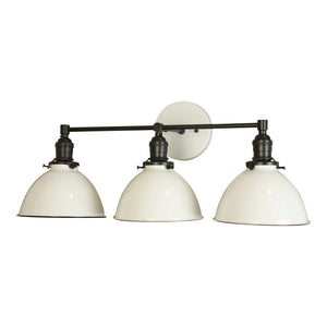 "Amber 23 "" Wide 3-Light Farmhouse Bath Light"