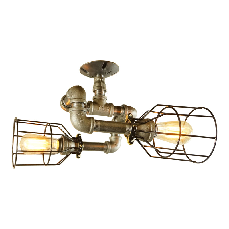 Blairsville 1 Flush Mount Ceiling Light