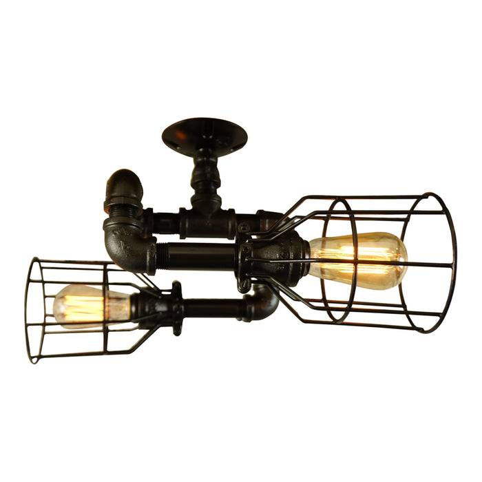 Blairsville 11 Flush Mount Ceiling Light