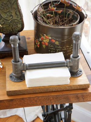 Farmhouse Napkin Holder