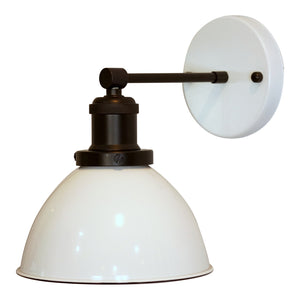 Ouray Farmhouse Style Metal Shade 1-Light