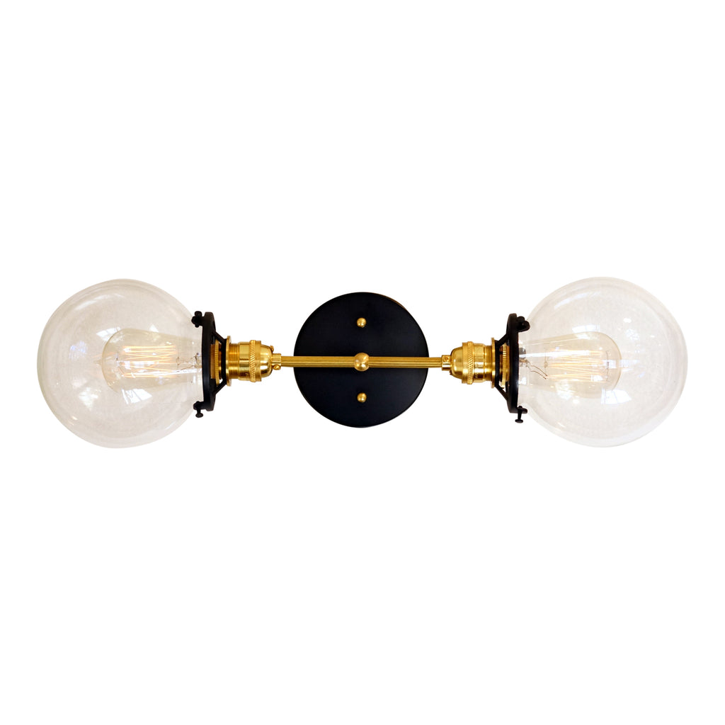 Modern Farmhouse 2-Bulb Vanity light