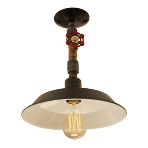 Ridgway I Single-Light Lantern Pendant