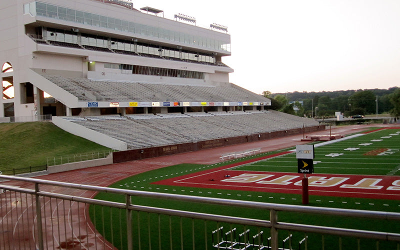 Jim Wacker Field at Bobcat Stadium