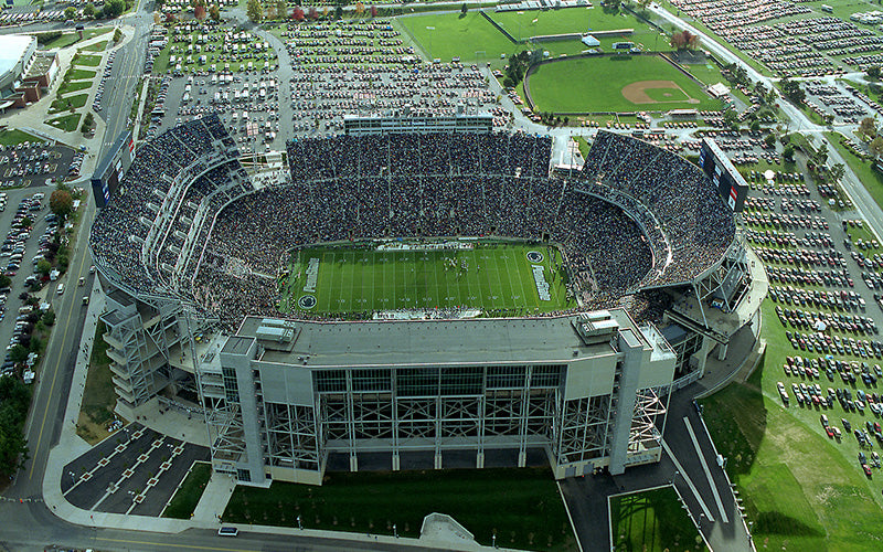 The Top College Football Stadiums By Capacity SKICKS - 10 of the worlds oldest active sports stadiums