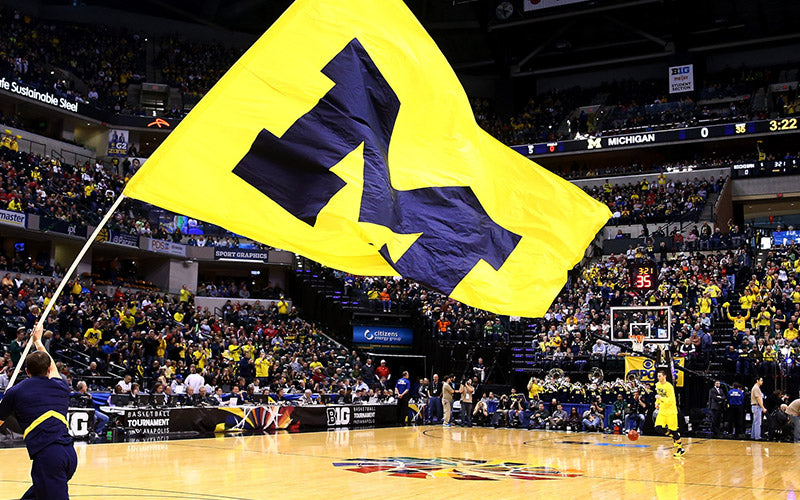 UMichigan BasketBall Game