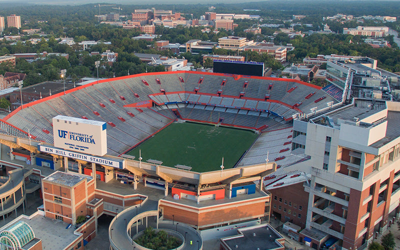 The Top 123 College Football Stadiums By Capacity SKICKS