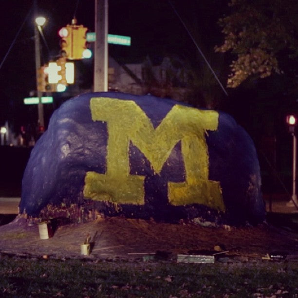 umichigan rock