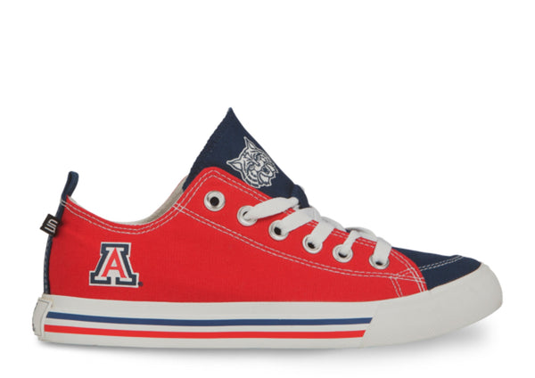 University of Arizona Low Top (Unisex)