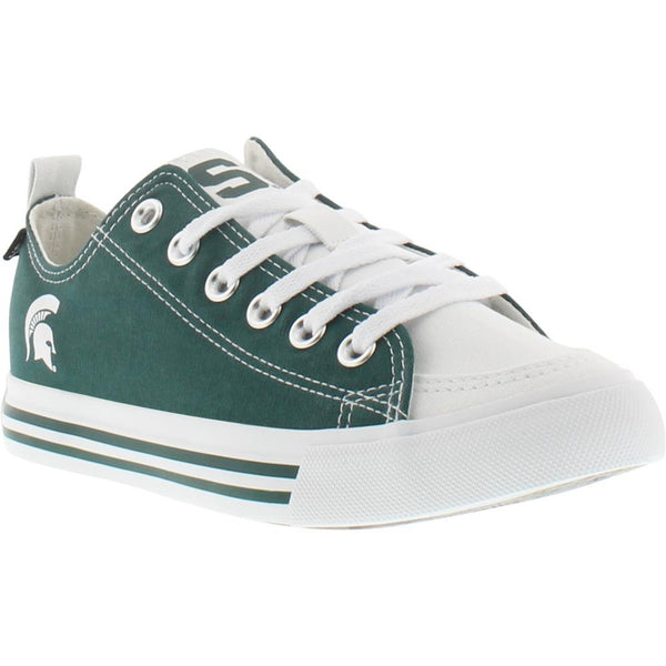 Michigan State Low Top (Unisex)