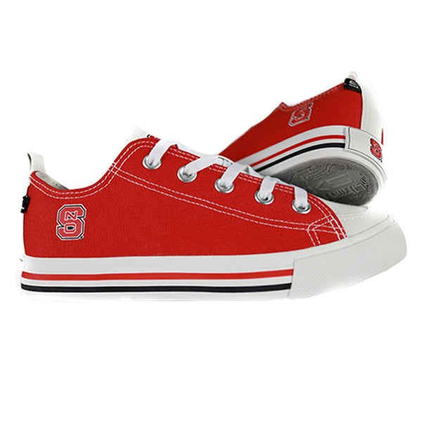 Nc State Low Top (Unisex)