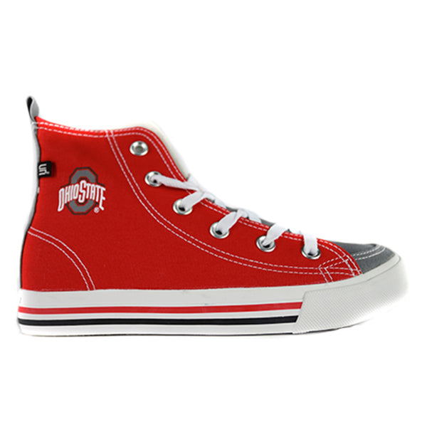 Ohio State High Top (Unisex)