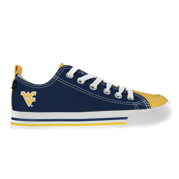 West Virginia Low Top (Unisex)