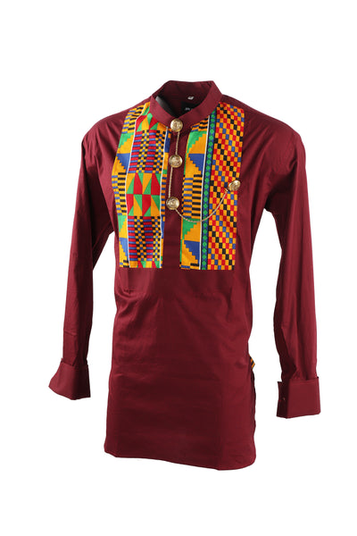 Etibor - African Men's Shirt