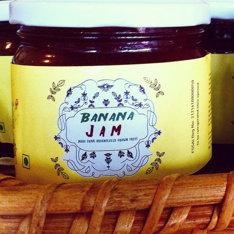 Banana Jam            OUT OF STOCK