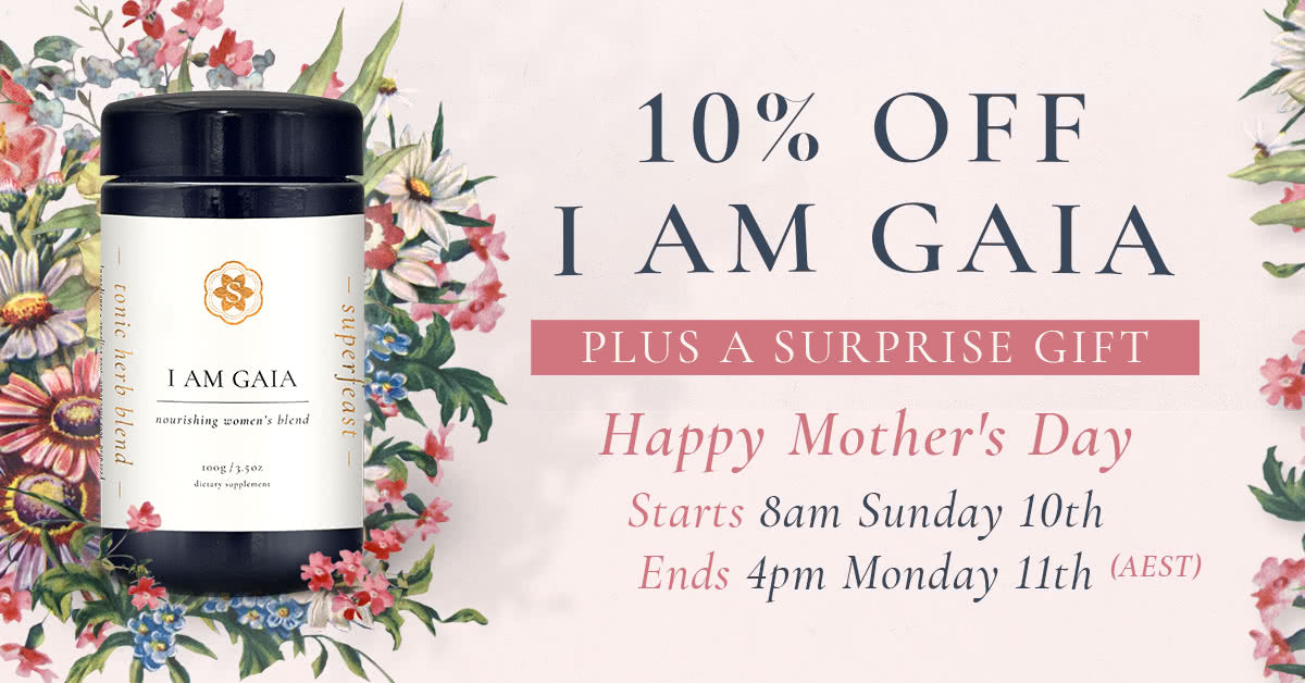 I Am Gaia Mother's Day Sale