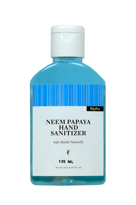 Neem Papaya Hand Sanitizer 125 ml