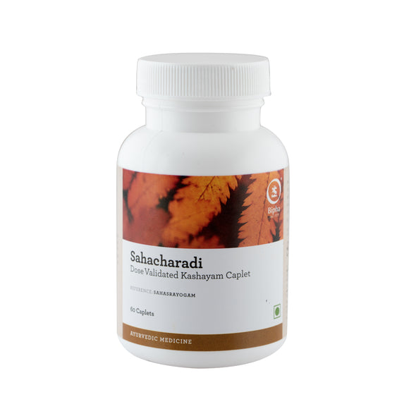 Sahacharadi  Kashaya 60 Tablet