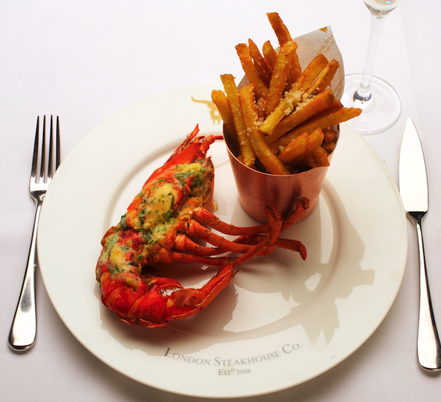 3 Course Lobster Dining Experience & Cocktail For Two